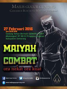 maiyah combat