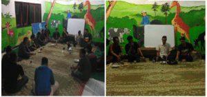 Suasana Cangkruk Budidoyo Majlis Gugur Gunung 30 Juni 2016