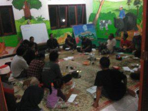 Cangkruk Budidoyo Majlis Gugur Gunung
