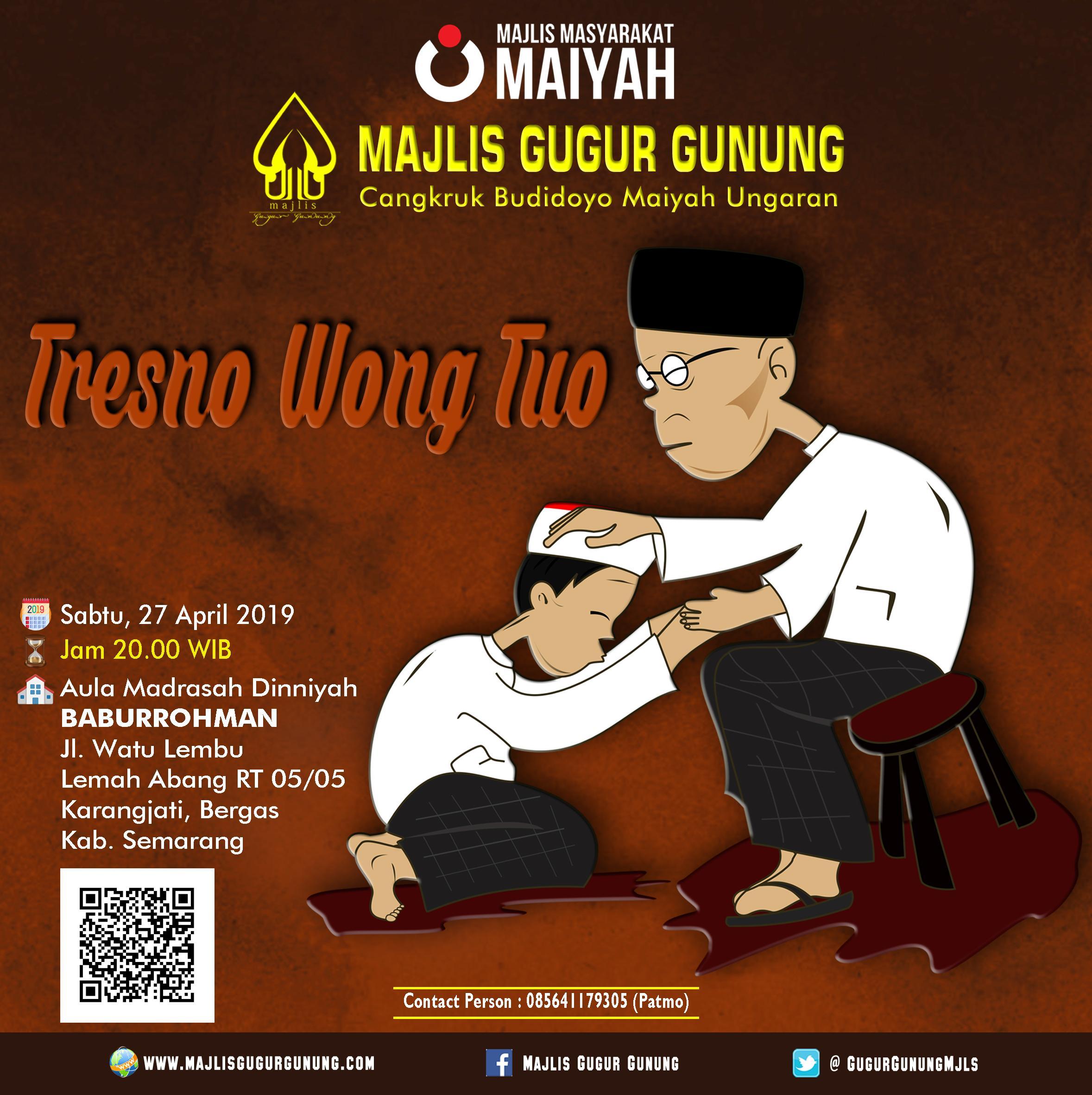 Tresno Wong Tuo