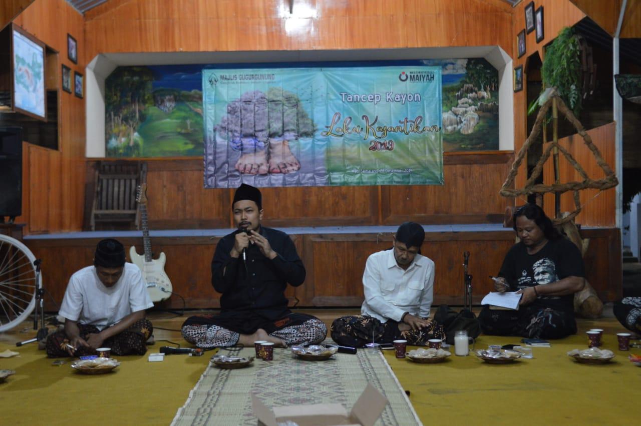Laku Kasantikan 2019